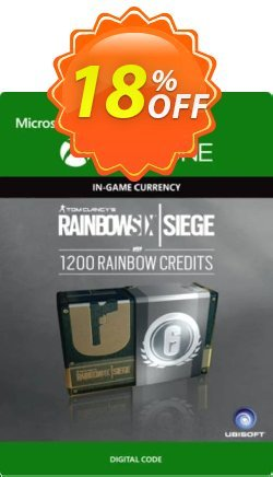 Tom Clancy's Rainbow Six Siege 1200 Credits Pack Xbox One Coupon discount Tom Clancy's Rainbow Six Siege 1200 Credits Pack Xbox One Deal - Tom Clancy's Rainbow Six Siege 1200 Credits Pack Xbox One Exclusive offer for iVoicesoft