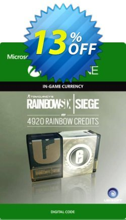 Tom Clancy's Rainbow Six Siege 4920 Credits Pack Xbox One Coupon discount Tom Clancy's Rainbow Six Siege 4920 Credits Pack Xbox One Deal - Tom Clancy's Rainbow Six Siege 4920 Credits Pack Xbox One Exclusive offer for iVoicesoft