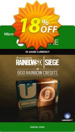 Tom Clancy's Rainbow Six Siege 600 Credits Pack Xbox One Coupon discount Tom Clancy's Rainbow Six Siege 600 Credits Pack Xbox One Deal - Tom Clancy's Rainbow Six Siege 600 Credits Pack Xbox One Exclusive offer for iVoicesoft