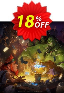 Hearthstone Heroes of Warcraft - Deck of Cards DLC - PC  Coupon discount Hearthstone Heroes of Warcraft - Deck of Cards DLC (PC) Deal. Promotion: Hearthstone Heroes of Warcraft - Deck of Cards DLC (PC) Exclusive offer for iVoicesoft