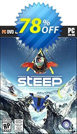 Steep PC Coupon discount Steep PC Deal. Promotion: Steep PC Exclusive offer for iVoicesoft