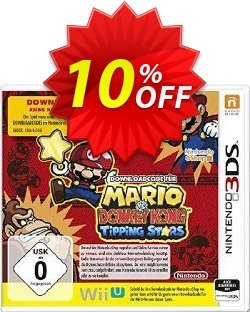 Mario vs. Donkey Kong: Tipping Stars 3DS - Game Code Coupon discount Mario vs. Donkey Kong: Tipping Stars 3DS - Game Code Deal - Mario vs. Donkey Kong: Tipping Stars 3DS - Game Code Exclusive offer for iVoicesoft