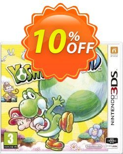 Yoshi's New Island 3DS - Game Code Coupon discount Yoshi's New Island 3DS - Game Code Deal - Yoshi's New Island 3DS - Game Code Exclusive offer for iVoicesoft