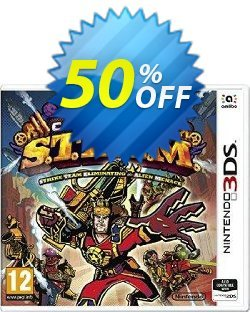Code Name: S.T.E.A.M. 3DS - Game Code Coupon discount Code Name: S.T.E.A.M. 3DS - Game Code Deal - Code Name: S.T.E.A.M. 3DS - Game Code Exclusive offer for iVoicesoft