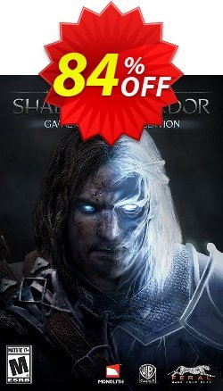 Middle-Earth: Shadow of Mordor Game of the Year Edition PC Coupon, discount Middle-Earth: Shadow of Mordor Game of the Year Edition PC Deal. Promotion: Middle-Earth: Shadow of Mordor Game of the Year Edition PC Exclusive offer for iVoicesoft