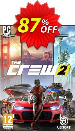 The Crew 2 PC Coupon discount The Crew 2 PC Deal. Promotion: The Crew 2 PC Exclusive offer for iVoicesoft