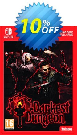 Darkest Dungeon Switch Coupon discount Darkest Dungeon Switch Deal - Darkest Dungeon Switch Exclusive offer for iVoicesoft