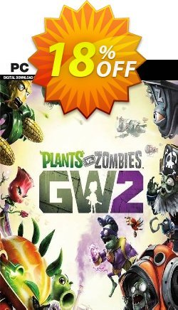 Plants vs Zombies: Garden Warfare 2 PC Coupon discount Plants vs Zombies: Garden Warfare 2 PC Deal. Promotion: Plants vs Zombies: Garden Warfare 2 PC Exclusive offer for iVoicesoft