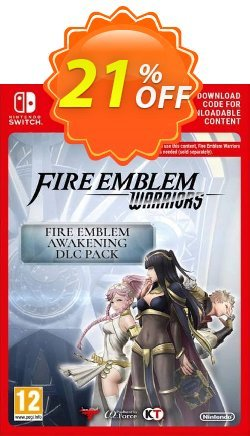 Fire Emblem: Awakening DLC Pack Switch Coupon discount Fire Emblem: Awakening DLC Pack Switch Deal - Fire Emblem: Awakening DLC Pack Switch Exclusive offer for iVoicesoft