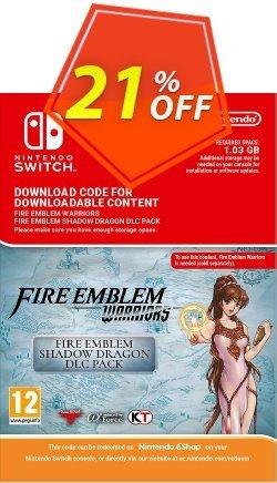 Fire Emblem Warriors Shadow Dragon Pack DLC Switch Coupon discount Fire Emblem Warriors Shadow Dragon Pack DLC Switch Deal - Fire Emblem Warriors Shadow Dragon Pack DLC Switch Exclusive offer for iVoicesoft