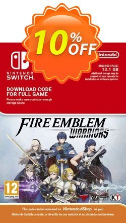 Fire Emblem Warriors Switch Coupon discount Fire Emblem Warriors Switch Deal - Fire Emblem Warriors Switch Exclusive offer for iVoicesoft