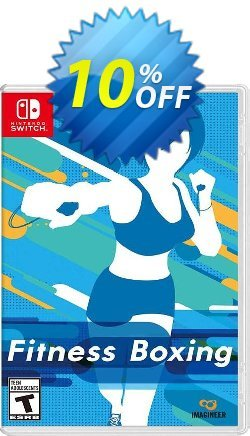 Fitness Boxing Switch Coupon discount Fitness Boxing Switch Deal - Fitness Boxing Switch Exclusive offer for iVoicesoft