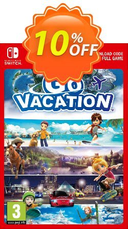 Go Vacation Switch Coupon, discount Go Vacation Switch Deal. Promotion: Go Vacation Switch Exclusive offer for iVoicesoft