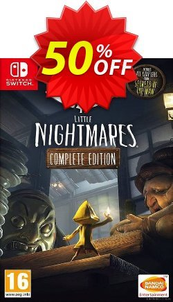 Little Nightmares: Complete Edition Switch Coupon discount Little Nightmares: Complete Edition Switch Deal - Little Nightmares: Complete Edition Switch Exclusive offer for iVoicesoft