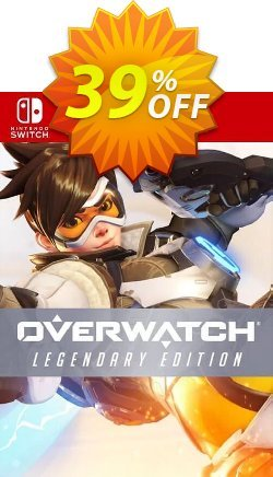 Overwatch Legendary Edition Switch - US  Coupon discount Overwatch Legendary Edition Switch (US) Deal - Overwatch Legendary Edition Switch (US) Exclusive offer for iVoicesoft