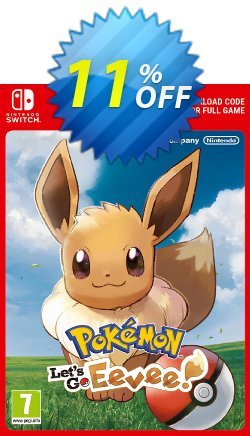 Pokemon Let's Go! Eevee Switch Coupon discount Pokemon Let's Go! Eevee Switch Deal - Pokemon Let's Go! Eevee Switch Exclusive offer for iVoicesoft