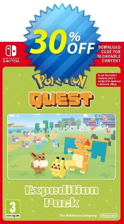 Pokemon Quest - Expedition Pack Switch Coupon discount Pokemon Quest - Expedition Pack Switch Deal - Pokemon Quest - Expedition Pack Switch Exclusive offer for iVoicesoft