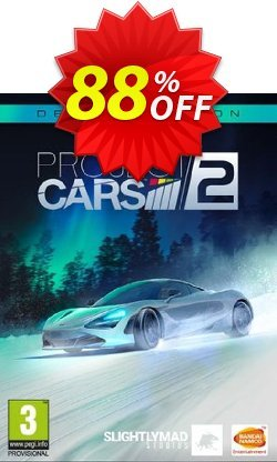 Project Cars 2 Deluxe Edition PC Coupon discount Project Cars 2 Deluxe Edition PC Deal - Project Cars 2 Deluxe Edition PC Exclusive offer for iVoicesoft