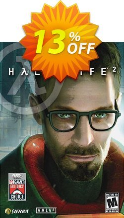 Half Life 2 PC Coupon discount Half Life 2 PC Deal. Promotion: Half Life 2 PC Exclusive offer for iVoicesoft