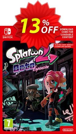 Splatoon 2 Octo Expansion Switch Coupon discount Splatoon 2 Octo Expansion Switch Deal - Splatoon 2 Octo Expansion Switch Exclusive offer for iVoicesoft