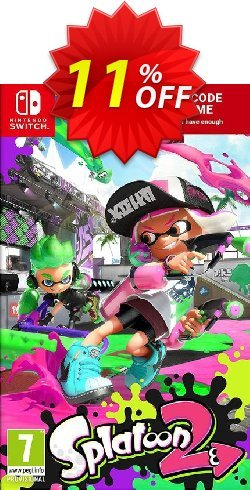 Splatoon 2 Switch Coupon discount Splatoon 2 Switch Deal - Splatoon 2 Switch Exclusive offer for iVoicesoft