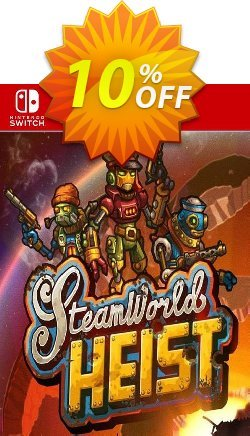 SteamWorld Heist: Ultimate Edition Switch Coupon discount SteamWorld Heist: Ultimate Edition Switch Deal - SteamWorld Heist: Ultimate Edition Switch Exclusive offer for iVoicesoft