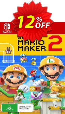 Super Mario Maker 2 Switch Coupon, discount Super Mario Maker 2 Switch Deal. Promotion: Super Mario Maker 2 Switch Exclusive offer for iVoicesoft