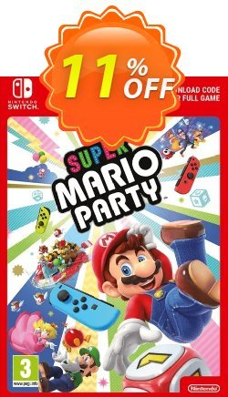 Super Mario Party Switch Coupon discount Super Mario Party Switch Deal - Super Mario Party Switch Exclusive offer for iVoicesoft
