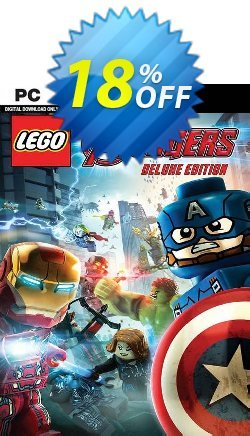 LEGO Marvel's Avengers Deluxe Edition PC Coupon discount LEGO Marvel's Avengers Deluxe Edition PC Deal. Promotion: LEGO Marvel's Avengers Deluxe Edition PC Exclusive offer for iVoicesoft