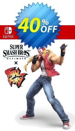 Super Smash Bros. Ultimate - Terry Bogard Challenge Switch Coupon discount Super Smash Bros. Ultimate - Terry Bogard Challenge Switch Deal - Super Smash Bros. Ultimate - Terry Bogard Challenge Switch Exclusive offer for iVoicesoft