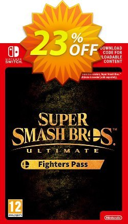 Super Smash Bros. Ultimate Fighter Pass Switch Coupon discount Super Smash Bros. Ultimate Fighter Pass Switch Deal - Super Smash Bros. Ultimate Fighter Pass Switch Exclusive offer for iVoicesoft