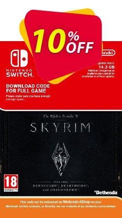 The Elder Scrolls V: Skyrim Nintendo Switch Coupon discount The Elder Scrolls V: Skyrim Nintendo Switch Deal - The Elder Scrolls V: Skyrim Nintendo Switch Exclusive offer for iVoicesoft