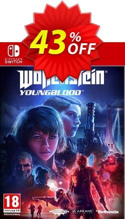 Wolfenstein: Youngblood Switch Coupon discount Wolfenstein: Youngblood Switch Deal. Promotion: Wolfenstein: Youngblood Switch Exclusive offer for iVoicesoft