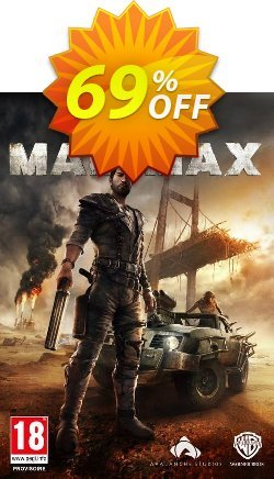 Mad Max PC Coupon, discount Mad Max PC Deal. Promotion: Mad Max PC Exclusive offer for iVoicesoft