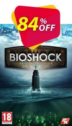 BioShock: The Collection PC - EU  Coupon discount BioShock: The Collection PC (EU) Deal. Promotion: BioShock: The Collection PC (EU) Exclusive offer for iVoicesoft