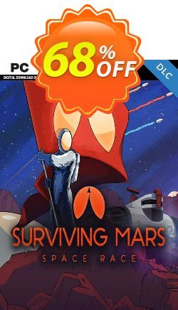Surviving Mars PC Space Race DLC Coupon discount Surviving Mars PC Space Race DLC Deal - Surviving Mars PC Space Race DLC Exclusive offer for iVoicesoft