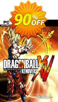 Dragon Ball Xenoverse PC Coupon discount Dragon Ball Xenoverse PC Deal. Promotion: Dragon Ball Xenoverse PC Exclusive offer for iVoicesoft