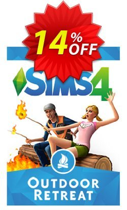 The Sims 4 - Outdoor Retreat PC Coupon discount The Sims 4 - Outdoor Retreat PC Deal - The Sims 4 - Outdoor Retreat PC Exclusive offer for iVoicesoft