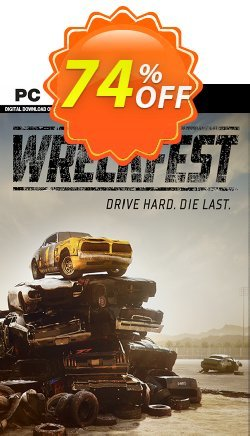 Wreckfest PC Coupon discount Wreckfest PC Deal. Promotion: Wreckfest PC Exclusive offer for iVoicesoft