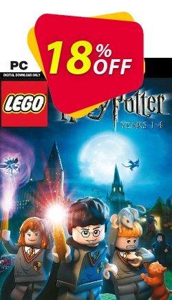 Lego Harry Potter: Episodes 1-4 - PC  Coupon discount Lego Harry Potter: Episodes 1-4 (PC) Deal. Promotion: Lego Harry Potter: Episodes 1-4 (PC) Exclusive offer for iVoicesoft