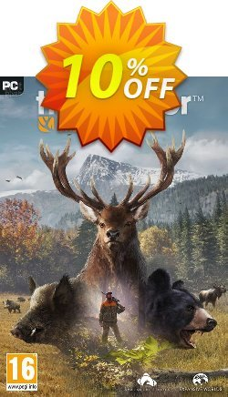 The Hunter Call of the Wild PC Coupon discount The Hunter Call of the Wild PC Deal - The Hunter Call of the Wild PC Exclusive offer for iVoicesoft