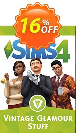 The Sims 4 - Vintage Glamour Stuff PC Coupon discount The Sims 4 - Vintage Glamour Stuff PC Deal - The Sims 4 - Vintage Glamour Stuff PC Exclusive offer for iVoicesoft
