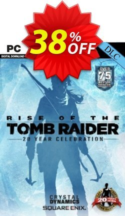 Rise of the Tomb Raider 20 Year Celebration Pack DLC Coupon discount Rise of the Tomb Raider 20 Year Celebration Pack DLC Deal - Rise of the Tomb Raider 20 Year Celebration Pack DLC Exclusive offer for iVoicesoft