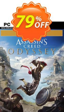 Assassins Creed Odyssey - Gold PC Coupon discount Assassins Creed Odyssey - Gold PC Deal - Assassins Creed Odyssey - Gold PC Exclusive offer for iVoicesoft