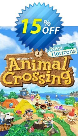 Animal Crossing: New Horizons Switch Coupon discount Animal Crossing: New Horizons Switch Deal. Promotion: Animal Crossing: New Horizons Switch Exclusive offer for iVoicesoft