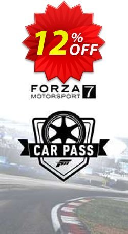 Forza Motorsport 7: Car Pass Xbox One/PC Coupon discount Forza Motorsport 7: Car Pass Xbox One/PC Deal - Forza Motorsport 7: Car Pass Xbox One/PC Exclusive offer for iVoicesoft