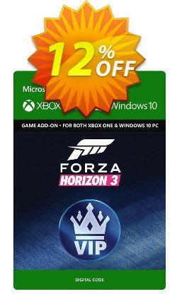 Forza Horizon 3 VIP Xbox One/PC Coupon discount Forza Horizon 3 VIP Xbox One/PC Deal - Forza Horizon 3 VIP Xbox One/PC Exclusive offer for iVoicesoft