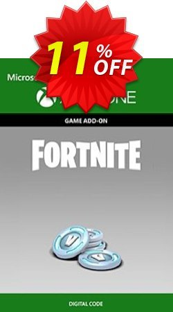 Fortnite - 1000 V-Bucks Xbox One Coupon discount Fortnite - 1000 V-Bucks Xbox One Deal - Fortnite - 1000 V-Bucks Xbox One Exclusive offer for iVoicesoft