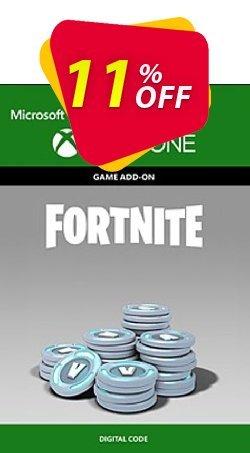 Fortnite - 6,000 - 1,500 Bonus V-Bucks Xbox One Coupon discount Fortnite - 6,000 (1,500 Bonus) V-Bucks Xbox One Deal - Fortnite - 6,000 (1,500 Bonus) V-Bucks Xbox One Exclusive offer for iVoicesoft
