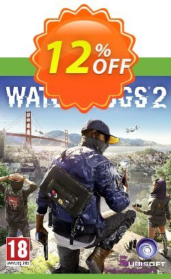 Watch Dogs 2 Xbox One Coupon discount Watch Dogs 2 Xbox One Deal - Watch Dogs 2 Xbox One Exclusive offer for iVoicesoft